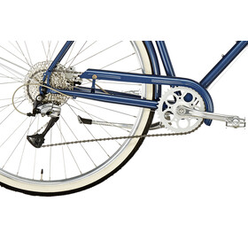 Creme Caferacer Solo Disc Bicicletta da città Uomo blu